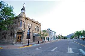Downtown Cañon City