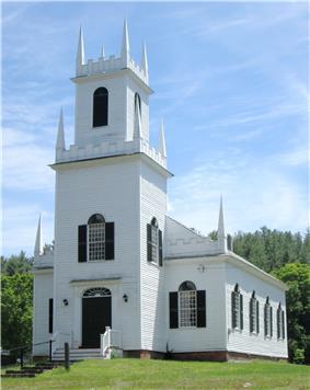 Christ Church, built in 1817(2013)