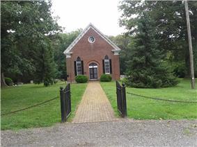 Christ Church, Graveyard and Sexton's House
