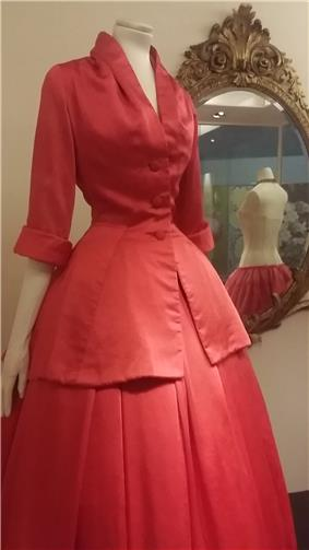 Christian Dior evening gown called
