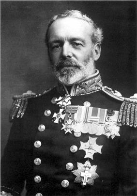 Rear-Admiral Sir Christopher Cradock