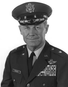 Brigadier General Charles Elwood Yeager