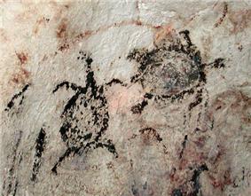 Chugai' Pictograph Site