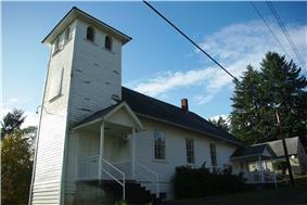 A church in the community