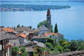 Ronco sopra Ascona village