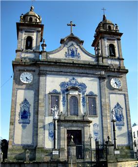 Church of Valongo