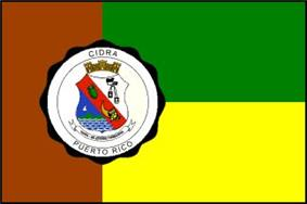 Flag of Cidra, Puerto Rico, United States