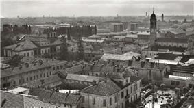 Panoraic view of Cinisello