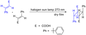 Cinnamic Acid CycloAddition