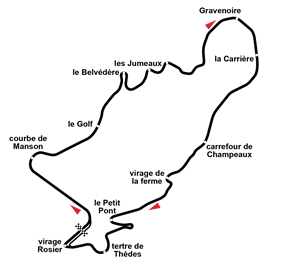 The Charade Circuit (1958-1988)