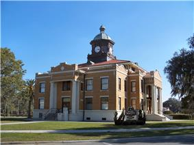 Old Citrus County Courthouse