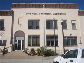 City Hall and Municipal Auditorium