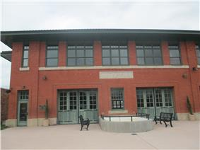 Historic City Hall in Hillsboro occupies former fire station