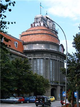 Senta, City Hall