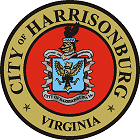 Official seal of Harrisonburg, Virginia