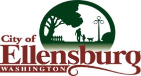 Official seal of Ellensburg, Washington