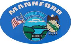 Official seal of Mannford, Oklahoma