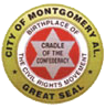 Official seal of Montgomery
