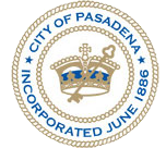 Official seal of Pasadena, California