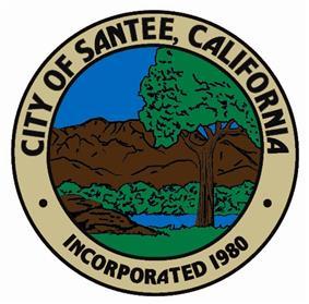 Official seal of Santee, California