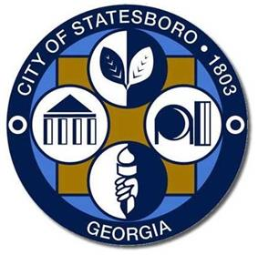 Official seal of Statesboro