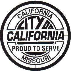 Official seal of California, Missouri