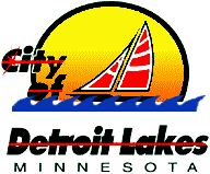 Official seal of Detroit Lakes, Minnesota