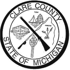 Seal of Clare County, Michigan