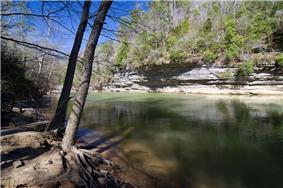 Clear Creek.