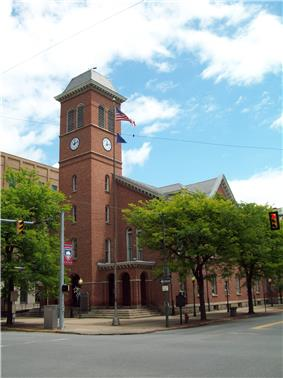 Clearfield County Courthouse