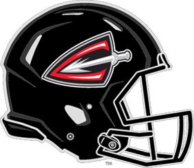 Cleveland Gladiators helmet
