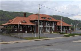 Clinchfield Depot