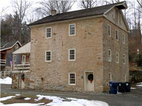 Clinger-Moses Mill Complex