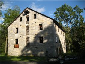 Logan Mills Gristmill