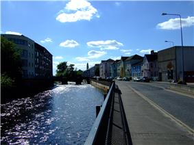 The Quays, Clonmel.