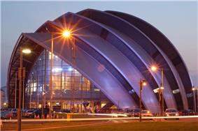 Clyde Auditorium, 2008