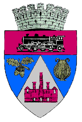 Coat of arms of Reșița