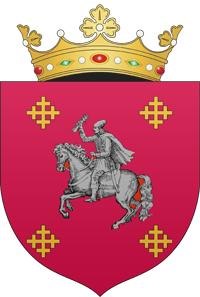 Coat of arms of Călărași District