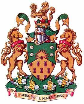 Coat of arms of Markham