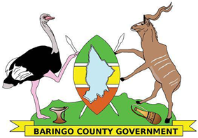 Coat of arms of Baringo County
