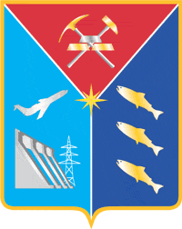 Coat of arms of Magadan Oblast