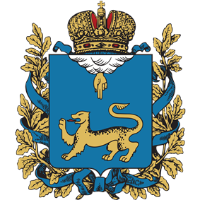 Coat of arms of Pksov Oblast
