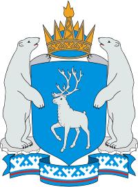 Coat of arms of Yamalo-Nenets Autonomous Okrug