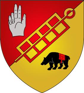 Coat of arms of Lorentzweiler
