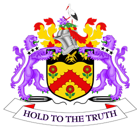 Official logo of Borough of Burnley