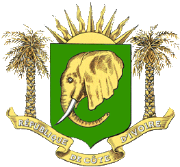 Coat of arms of 1964, Or elephant head