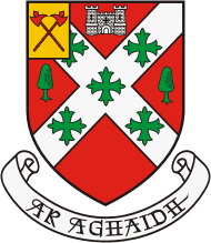 Coat of arms of Castlebar
