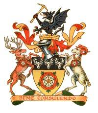 Coat of arms of Derbyshire