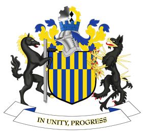 Official logo of Metropolitan Borough of Gateshead