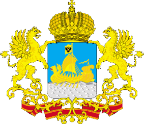 Coat of arms of Kostroma Oblast